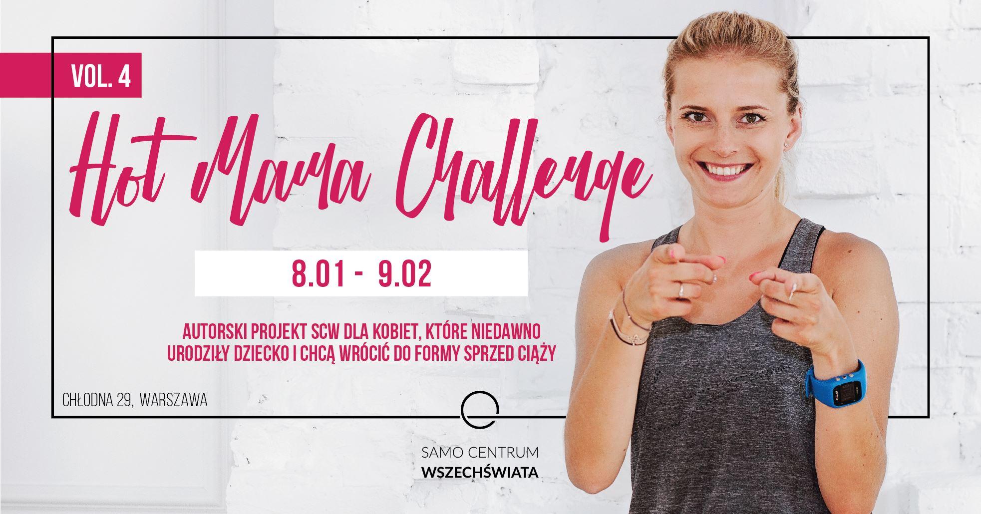 Hot MAMA Challenge – wyzwanie dla każdej Mamy